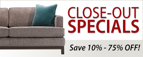 Close-Out Specials